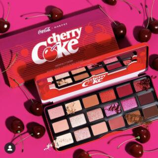 Morphe x Cherry Coke Makeup Collection