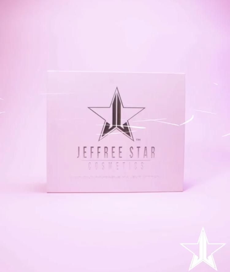 Jeffree Star Cosmetics LED Star Makeup Mirror