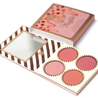 BH Cosmetics Vanilla Cream Truffle Blush Palette Review / Swatches