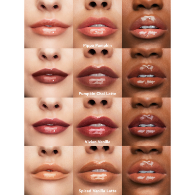 Buxom Spice Up Full On Plumping Lip Gloss Collection