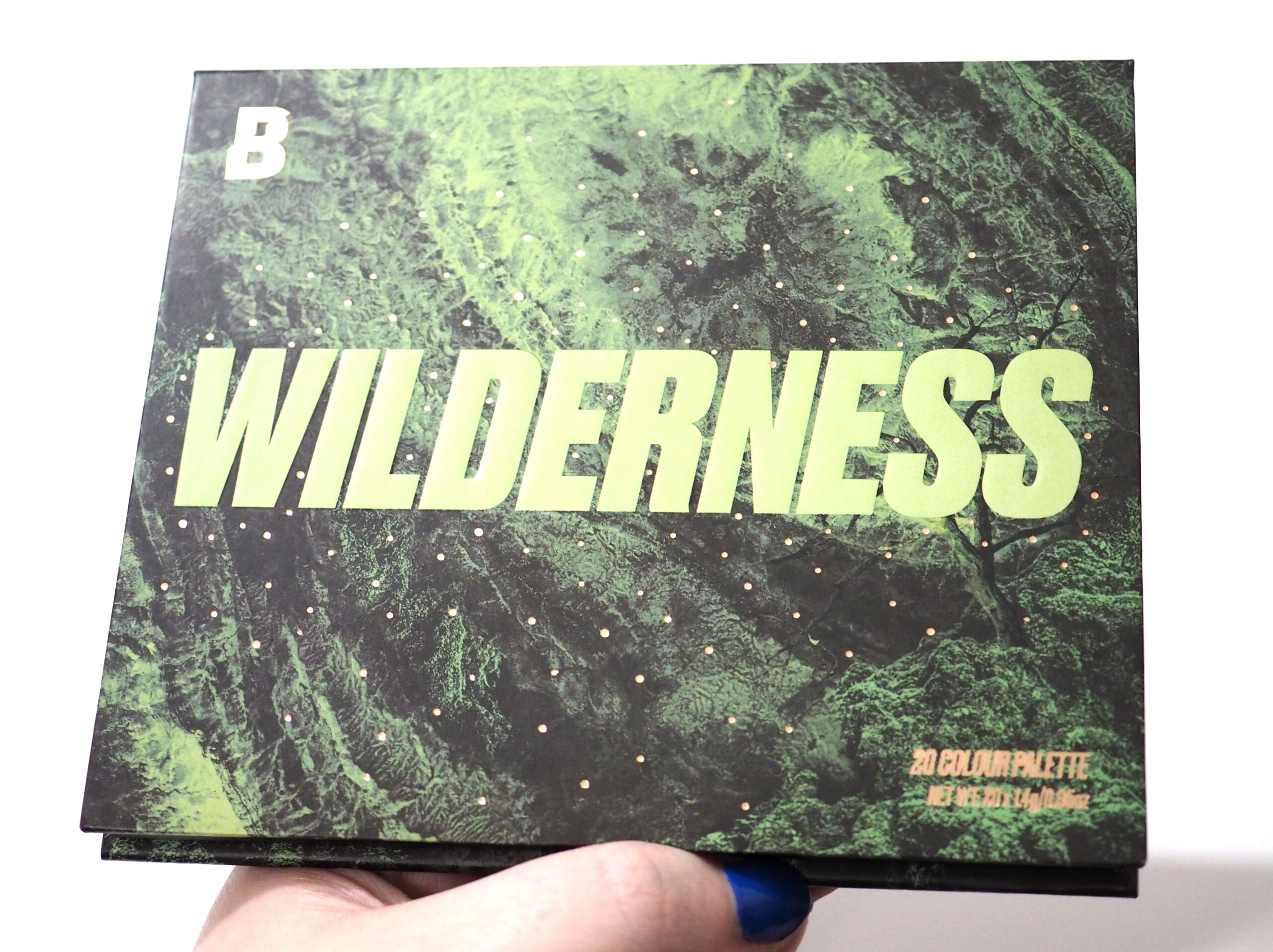 By Beauty Bay Wilderness Palette Review Swatches