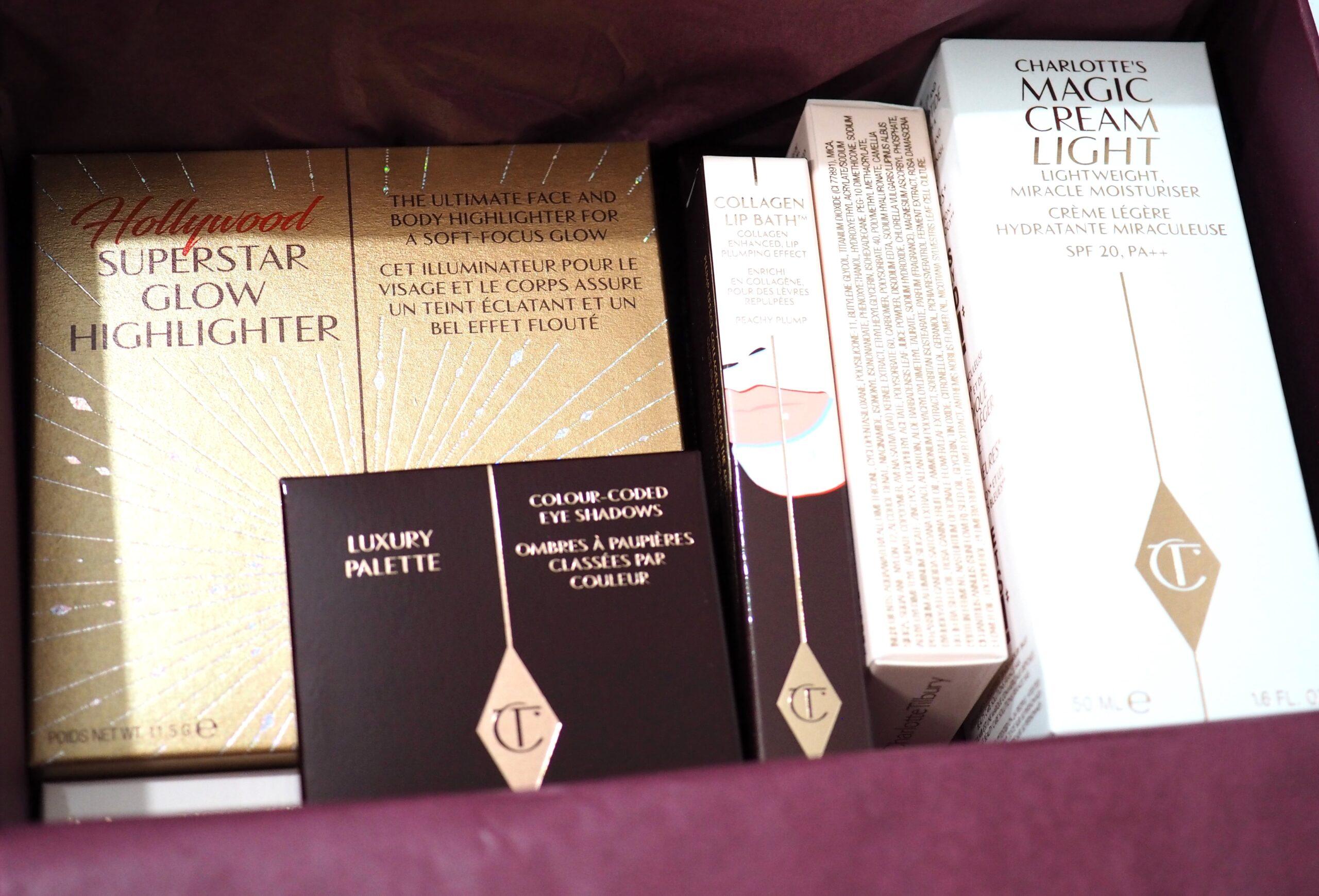 Charlotte Tilbury Beauty Secrets Mystery Box