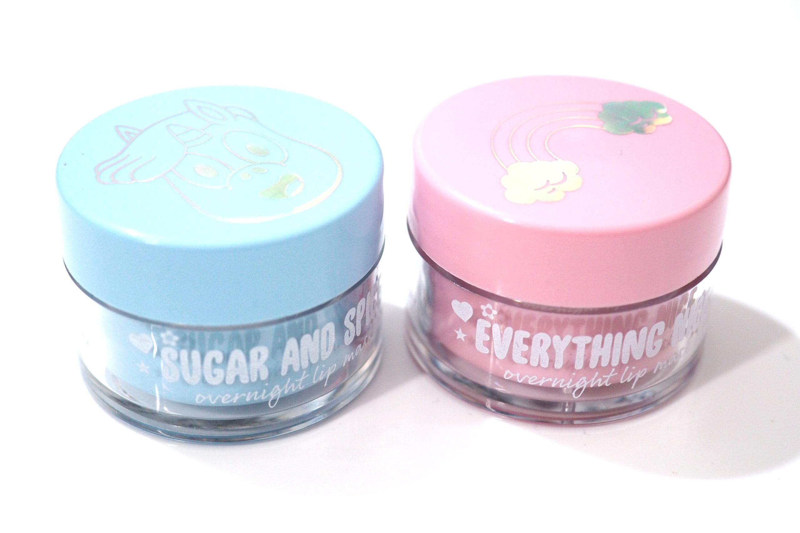 ColourPop x Power Puff Girls Ultra Superpowers Lip Mask Kit Review
