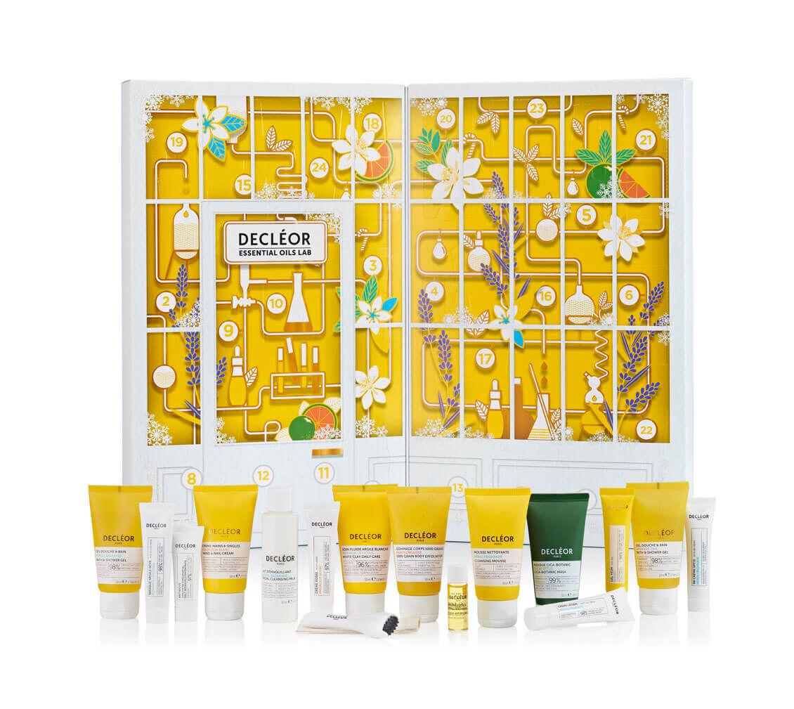 DECLEOR Essential Oils Lab Beauty Advent Calendar 2021