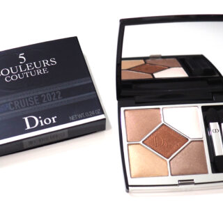 DIOR Cruise Show 2022 Couture Eyeshadow Palette