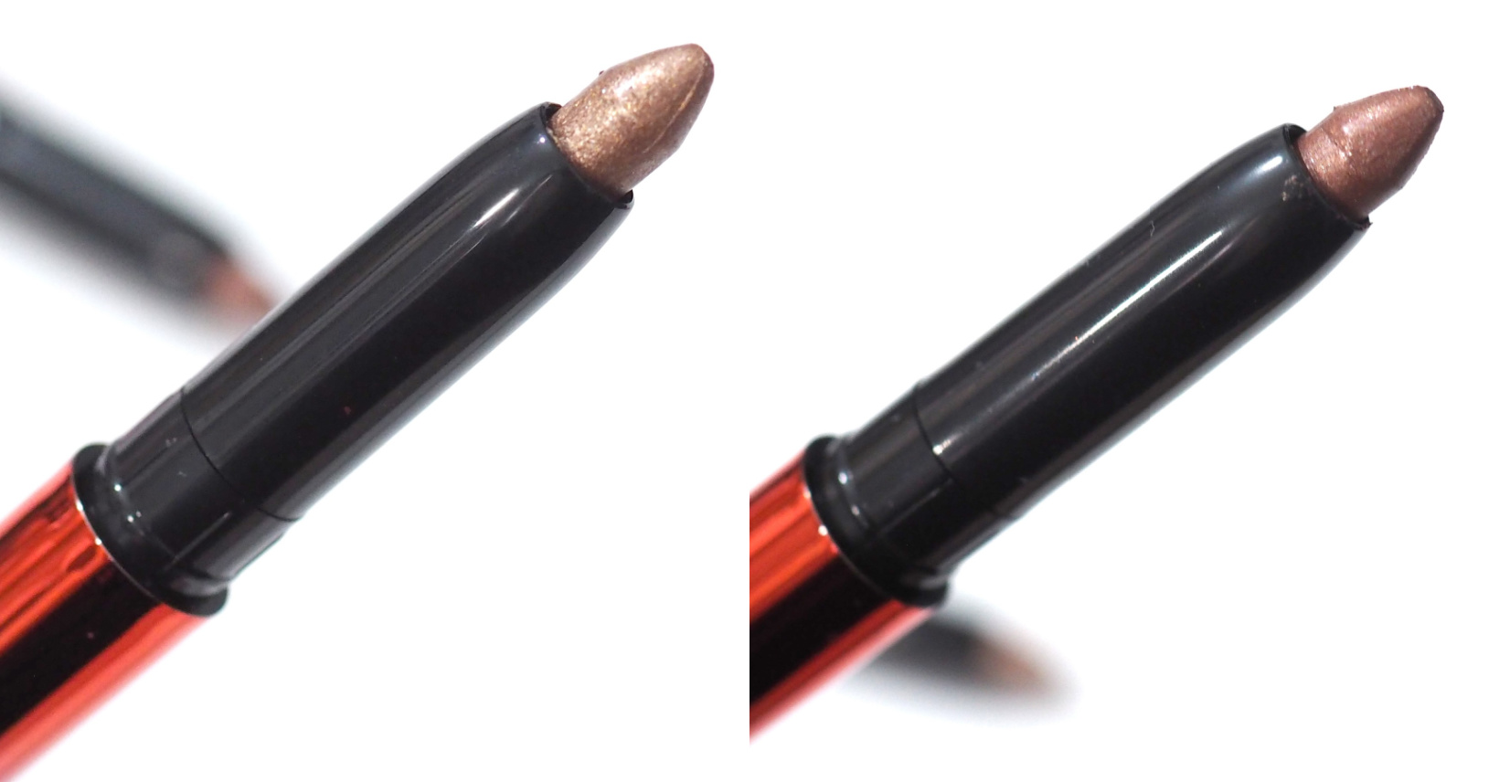 ELF Electric Mood x Pitizion Shadow Crayon Duo Review / Swatches