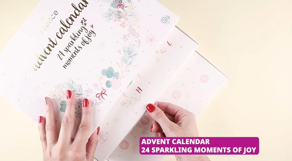 Essence 24 Sparkling Moments of Joy Advent Calendar 2021 Reveal!