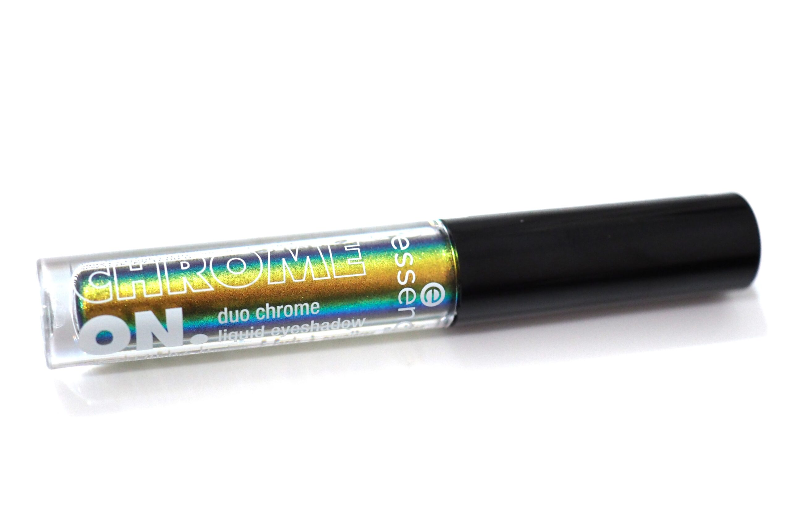 Essence Chrome On Multichrome Liquid Eyeshadows Review / Swatches