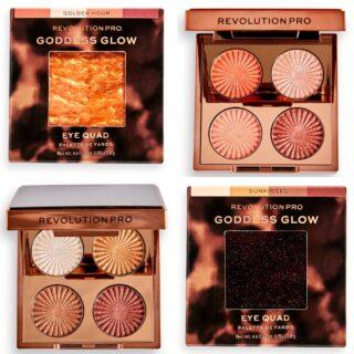Revolution Pro Goddess Glow Eye Quads