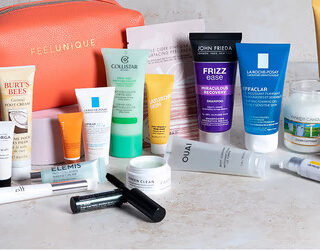 Feelunique Summer Obsessions Edit Beauty Bag GWP August 2021