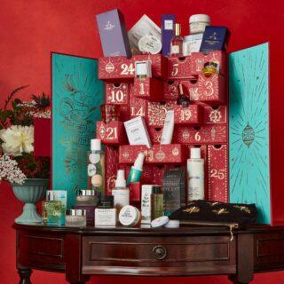 Fortnum & Mason Beauty Advent Calendar 2021 Contents Reveal!