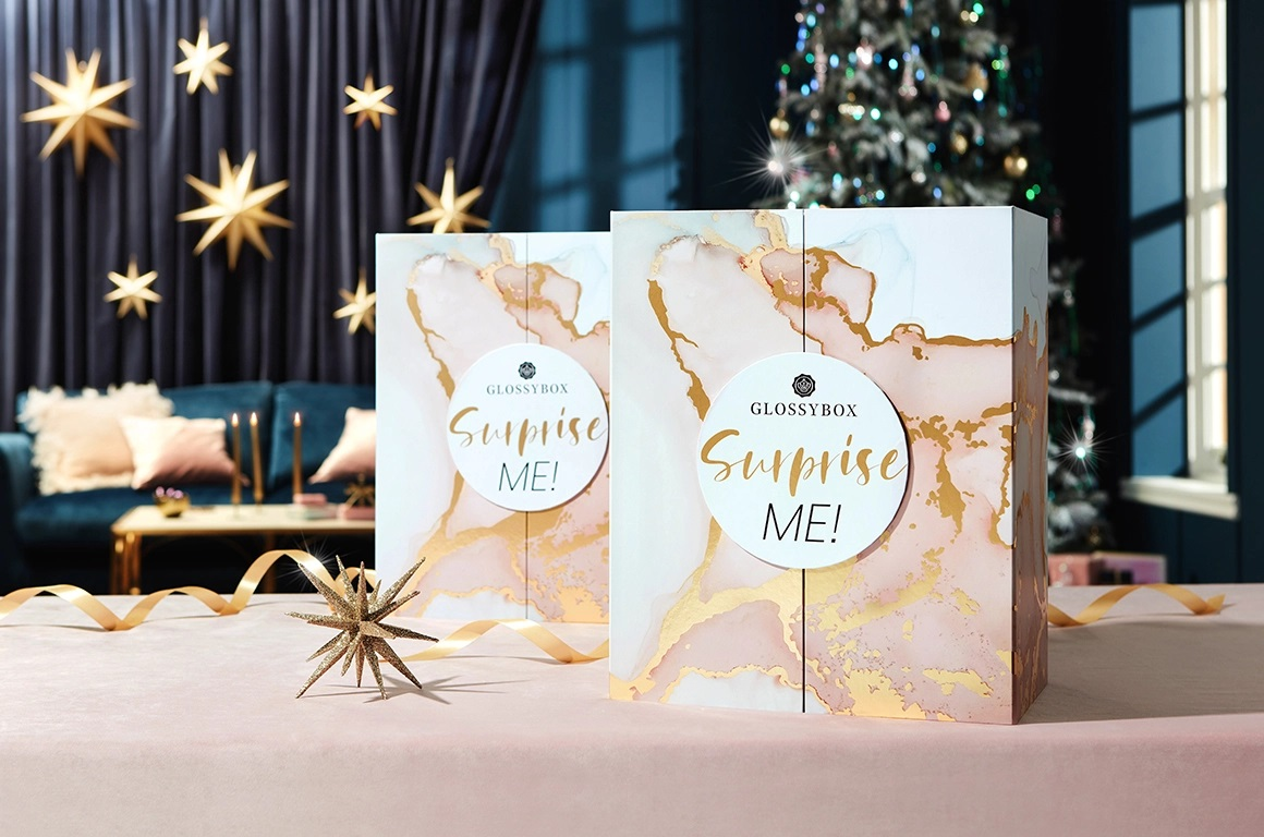 Glossybox Surprise Me Beauty Advent Calendar 2021 Full Contents Reveal!