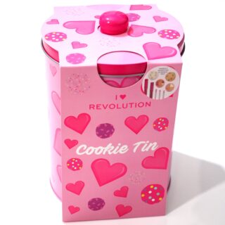 I Heart Revolution Cookie Tin Gift Set Review, Swatches + GIVEAWAY!