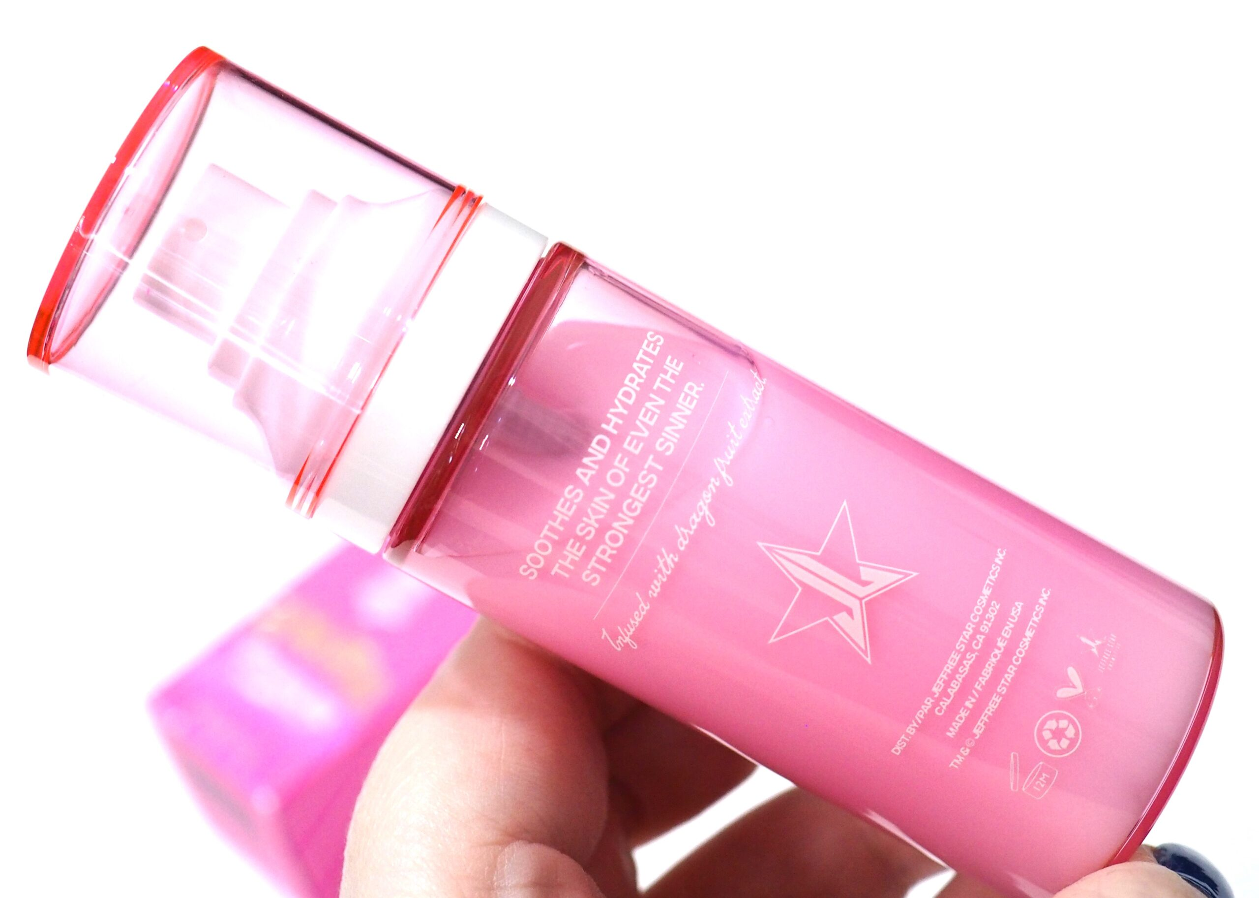 Jeffree Star Cosmetics Holy Mist Soothing Facial Spray