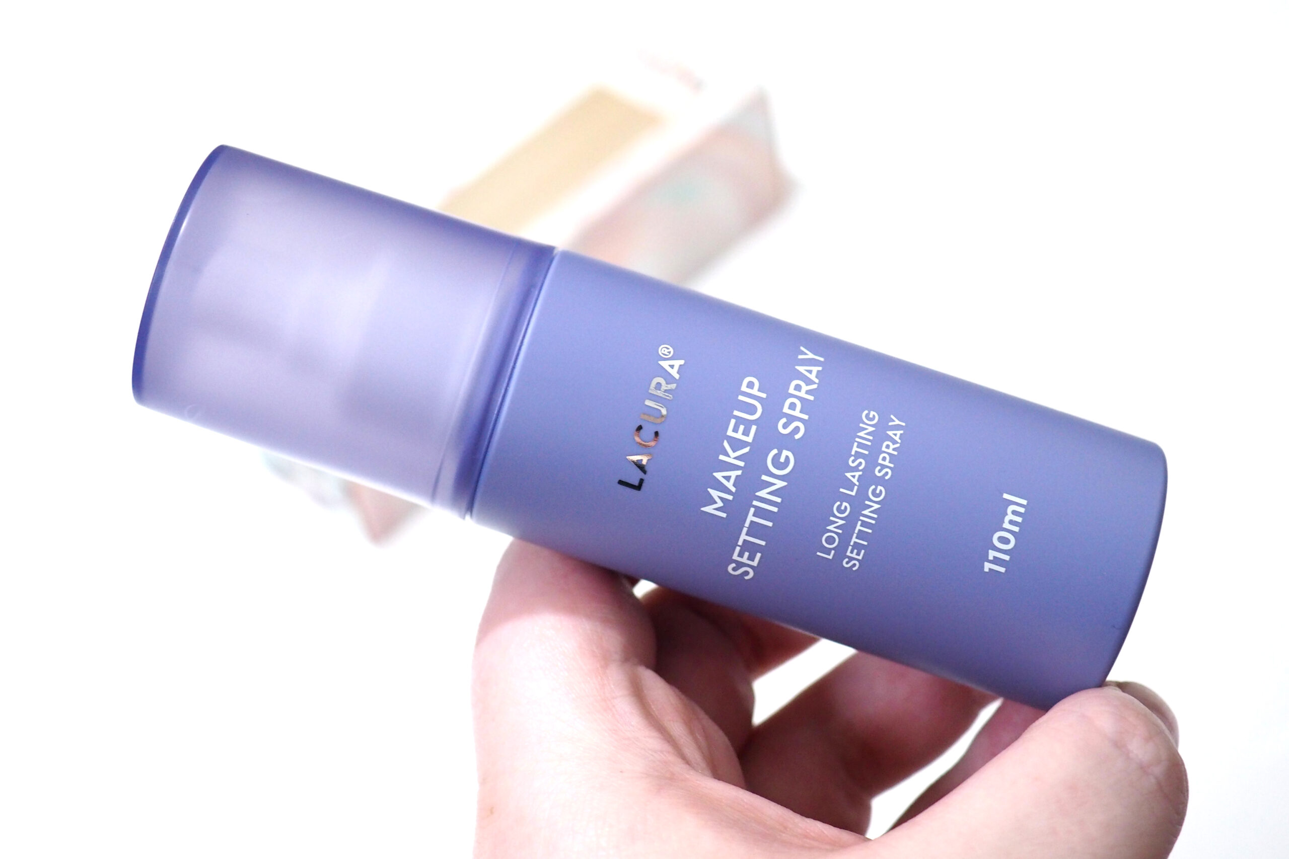Lacura Makeup Setting Spray Urban Decay All Nighter Dupe!