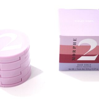 Morphe 2 Violet Vibes Quad Goals Multi-Palette Review / Swatches
