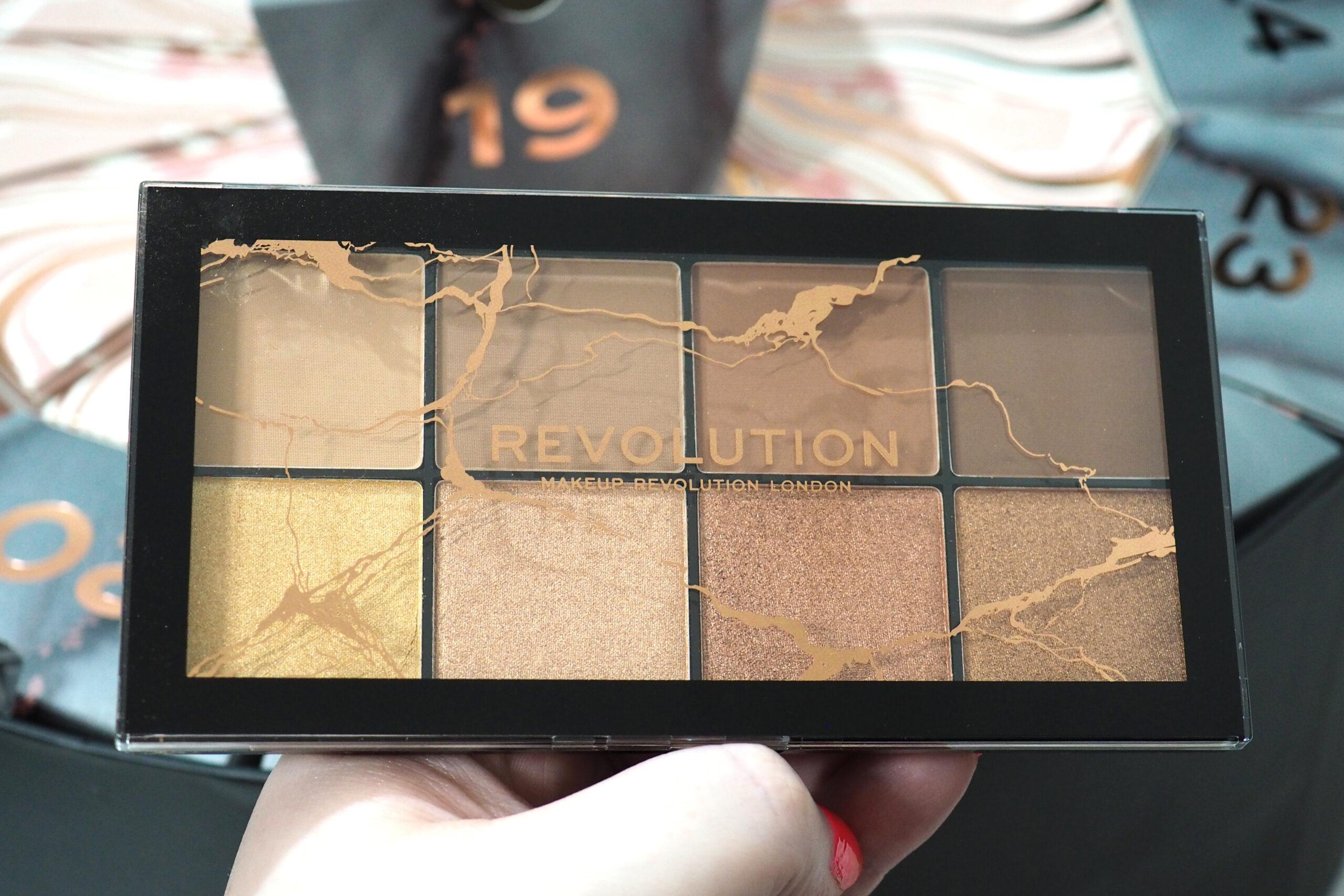 Makeup Revolution Deluxe Advent Calendar 2021
