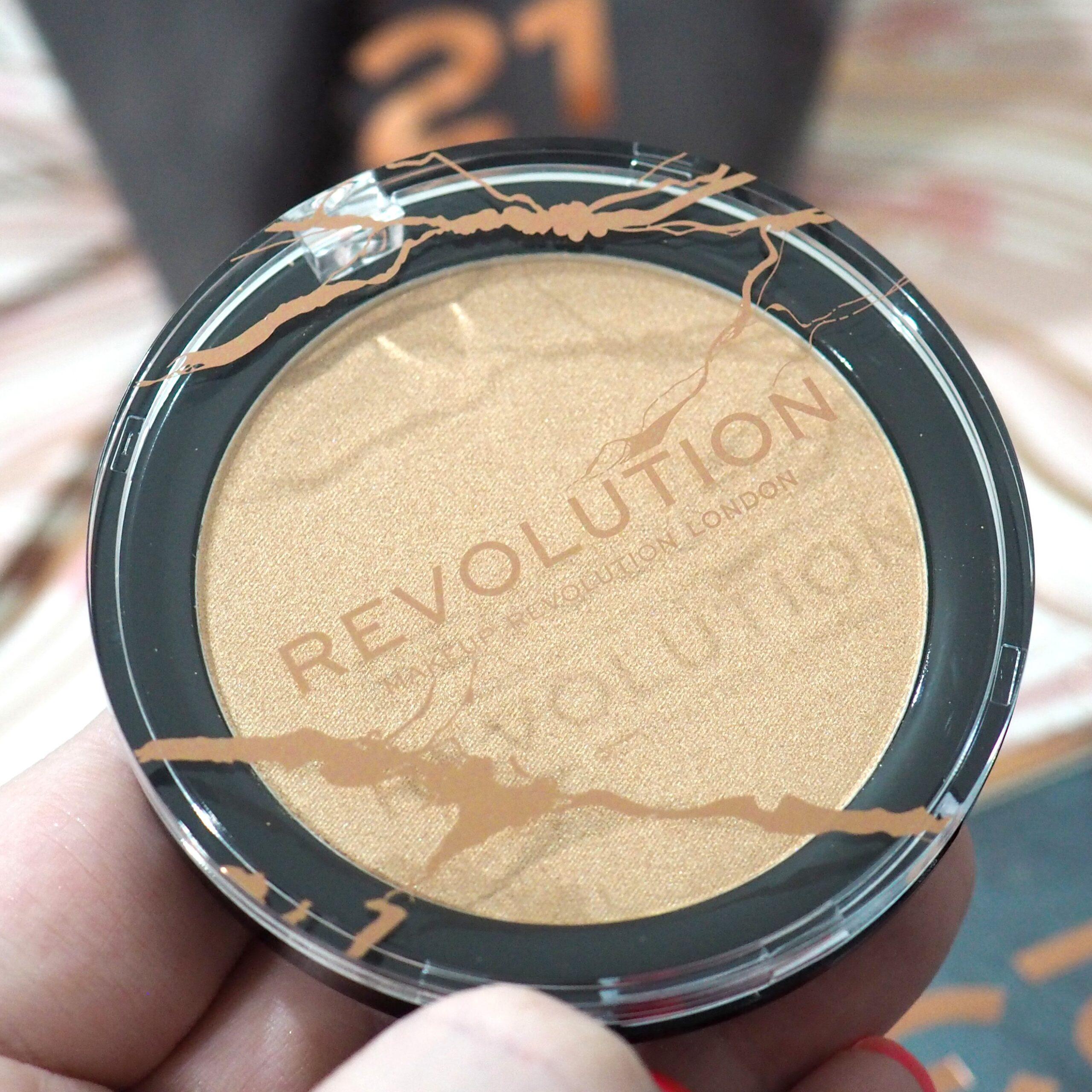 Revolution Deluxe Advent Calendar 2021