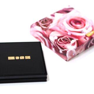 Pat McGrath Divine Rose Luxe Quad: Eternal Eden Review / Swatches