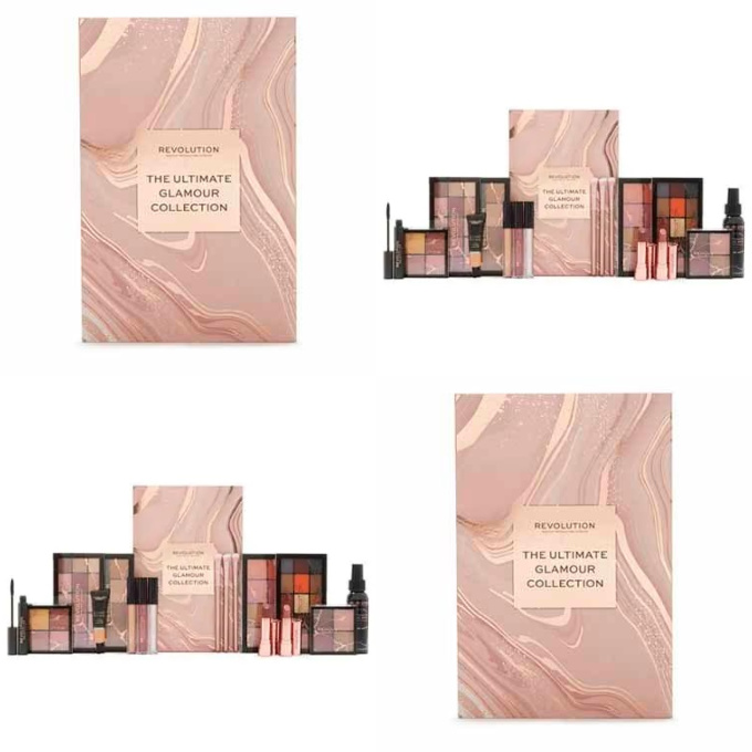 Revolution The Ultimate Glamour Collection 2021 Advent Calendar Contents Reveal!