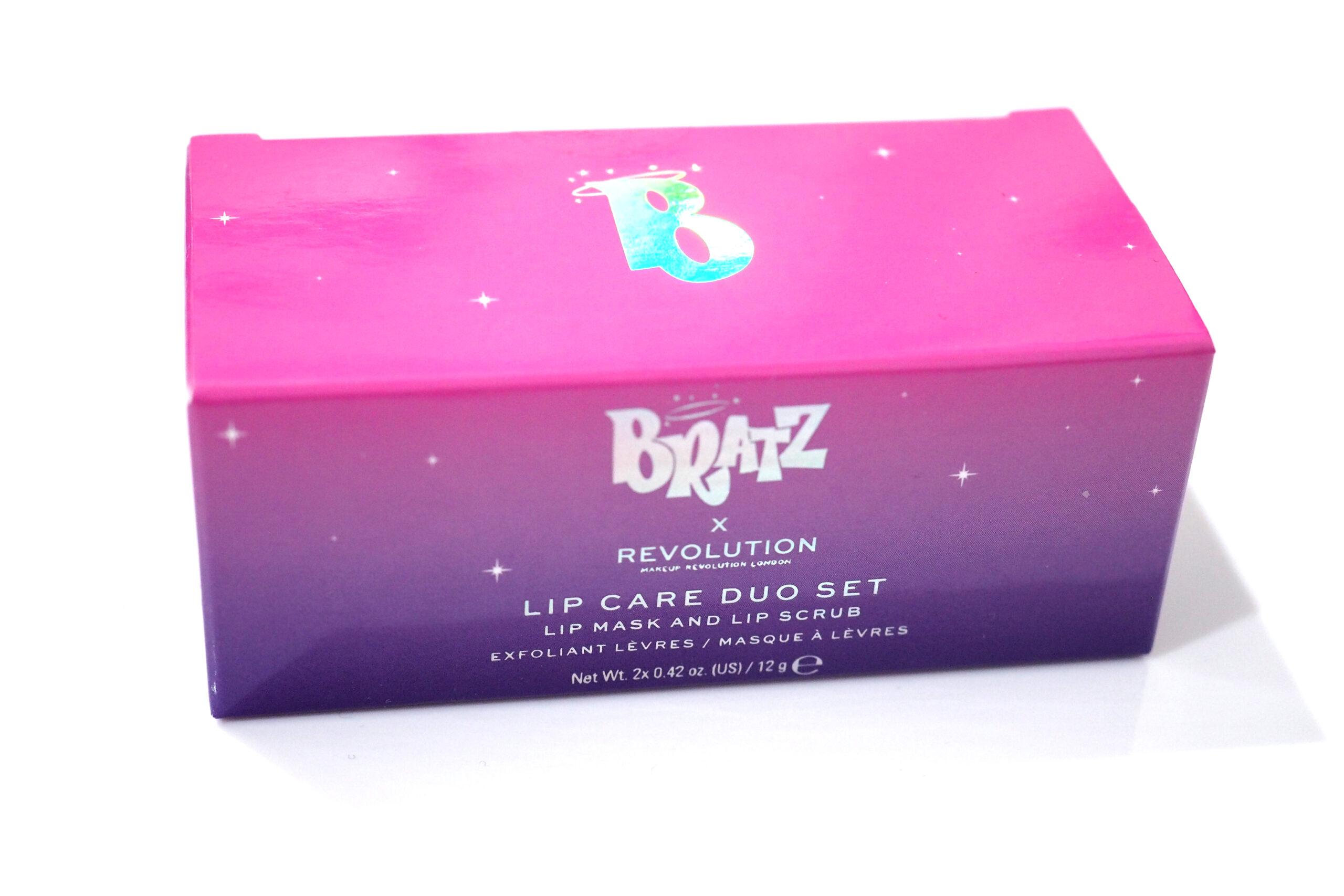Revolution x Bratz Lip Care Duo Set Review