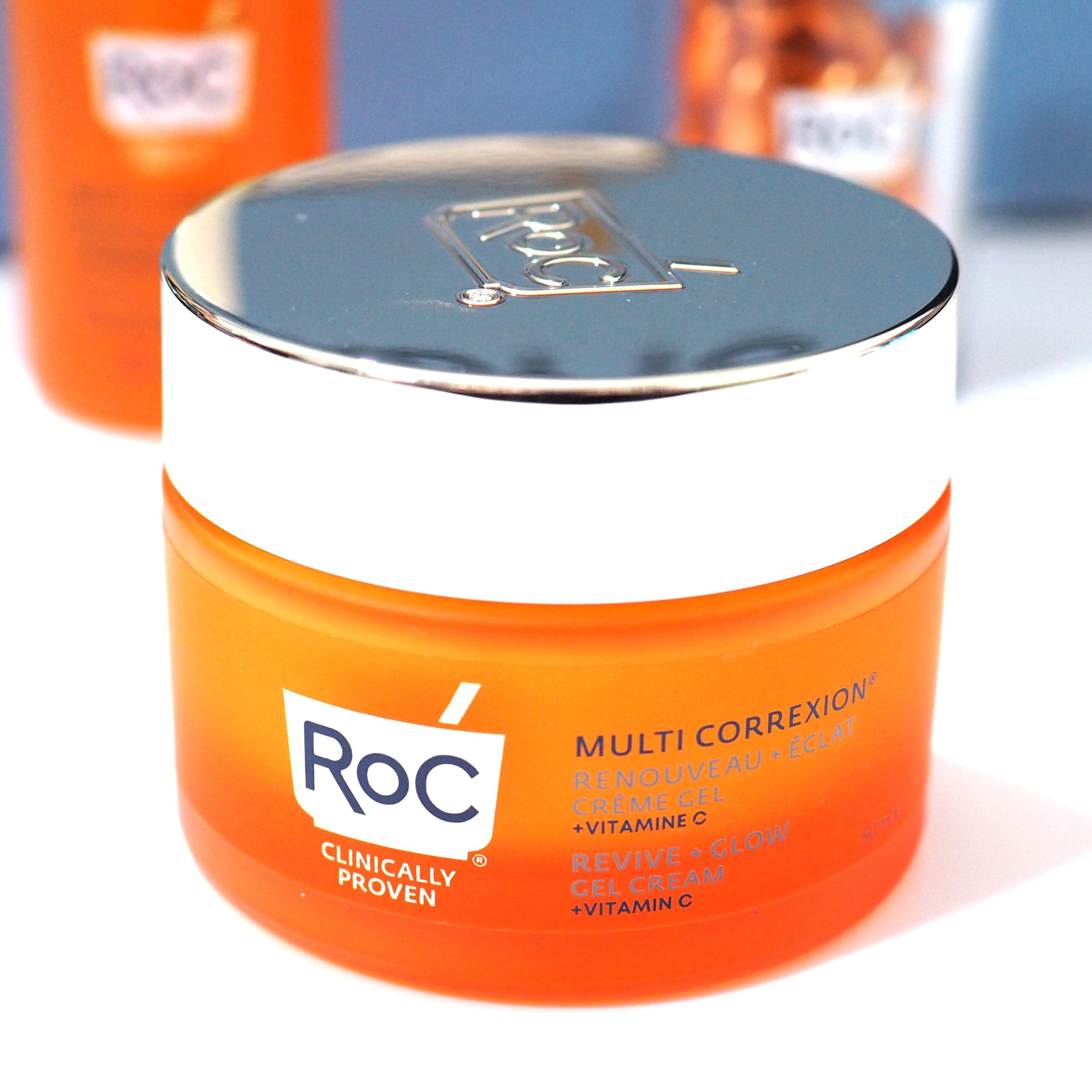 RoC Multi Correxion Revive and Glow Skincare Collection