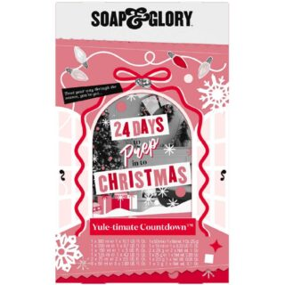 Soap & Glory 24 Days To Prep In To Christmas Advent Calendar 2021 Contents Reveal!