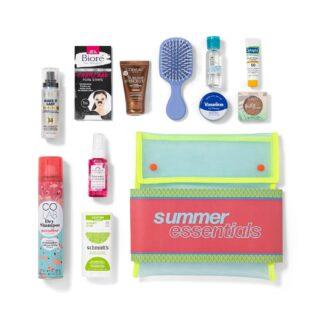 Target Beauty Capsule Summer Essentials Set