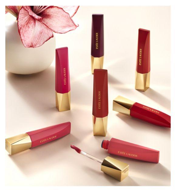 Estée Lauder Pure Color Whipped Matte Liquid Lip Collection