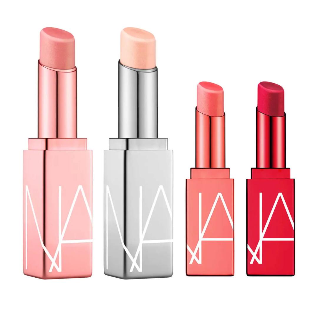 NARS Pleasure Seeker Afterglow Lip Balm Gift Set | Holiday 2021