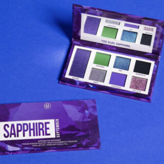 BH Cosmetics Sapphire September Birthstone Palette