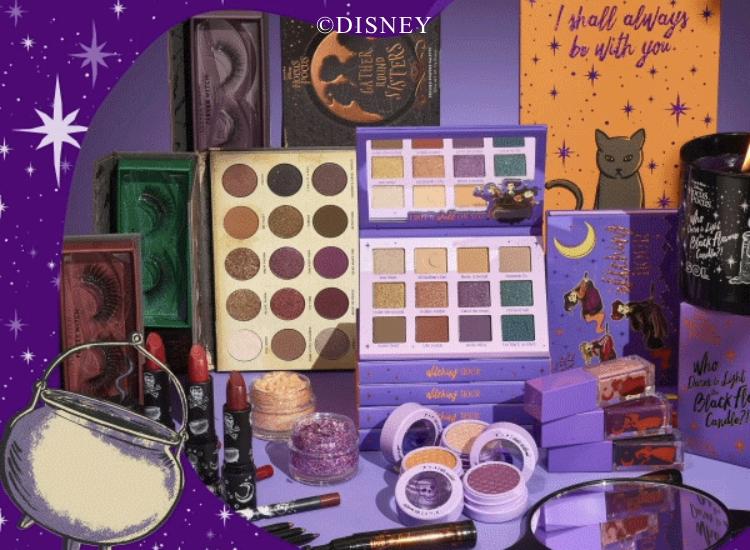 ColourPop x Disney Hocus Pocus Halloween 2021 Collection