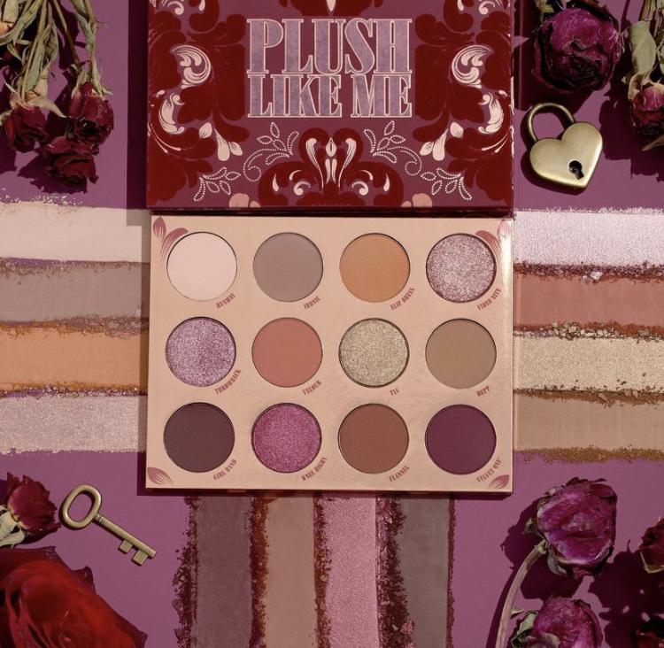 ColourPop Plush Like Me Collection Reveal!