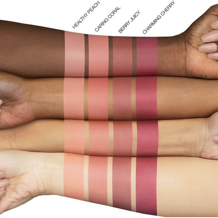 Huda Beauty GloWish Cheeky Vegan Blush Powder Collection