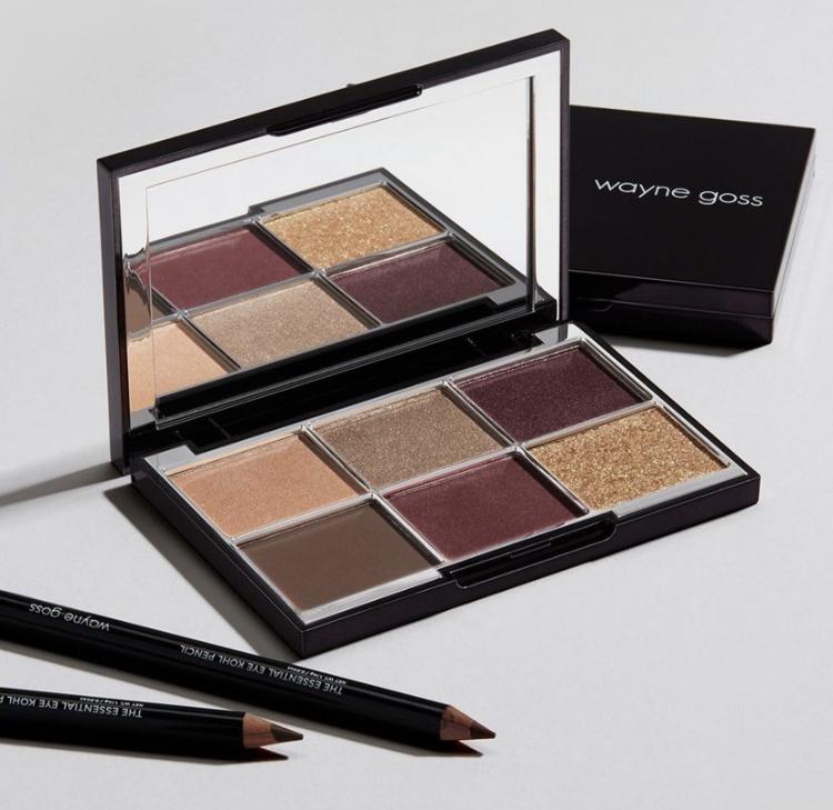 Wayne Goss Cosmetics Tourmaline Luxury Eye Collection