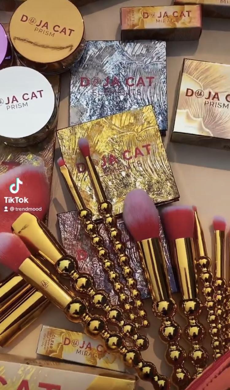 BH Cosmetics x Doja Cat Collaboration Reveal!