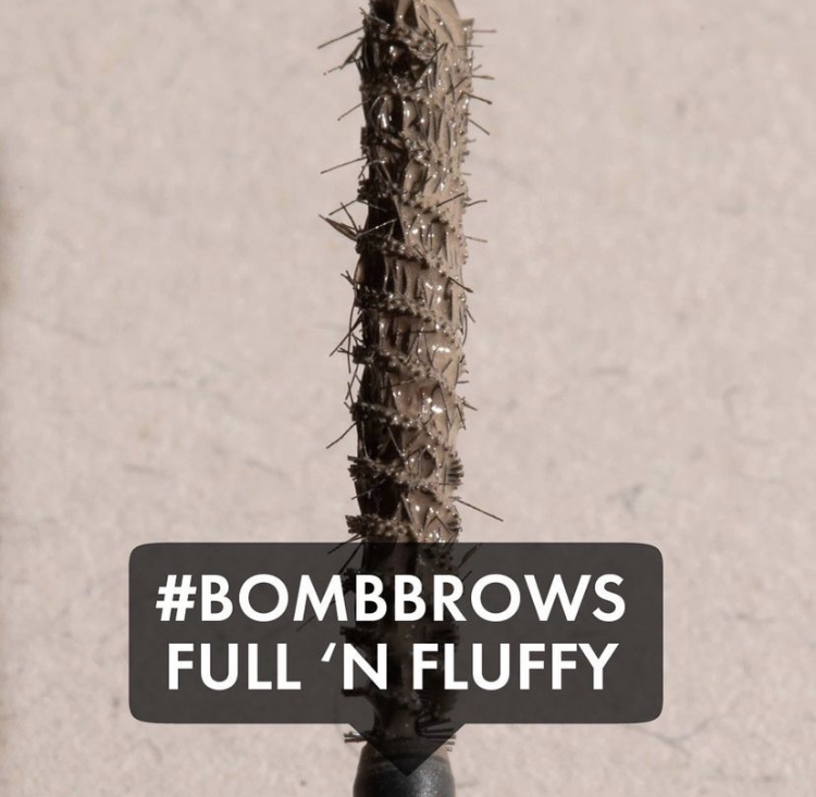 Huda Beauty #BombBrows Full 'n Fluffy Fiber Gel