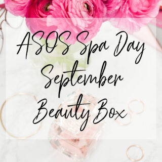 ASOS September 2021 Beauty Box Contents Reveal!