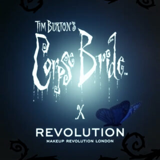 Revolution x Corpse Bride Collection Reveal!