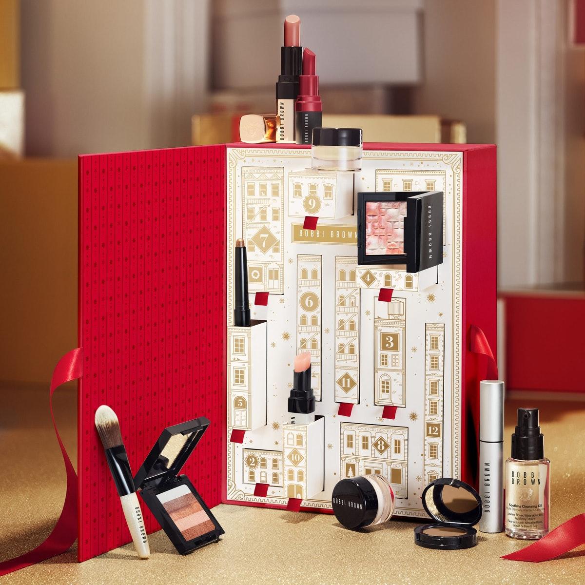 Bobbi Brown Beauty Advent Calendar 2021 Contents Reveal!
