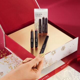 Bobbi Brown Soho Glow Mini Long-Wear Cream Shadow Stick Set