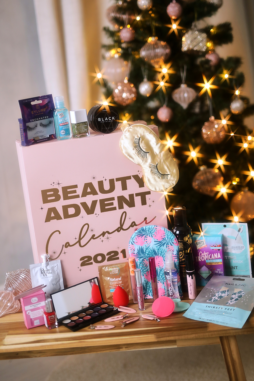 Boohoo Beauty Advent Calendar 2021 Makeup Muddle