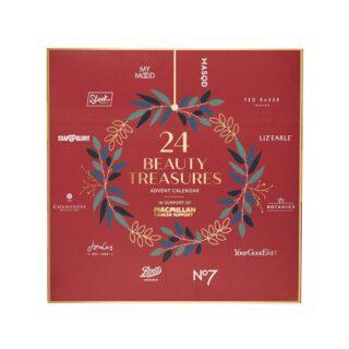Boots Macmillan 24 Beauty Treasures Advent Calendar 2021 Contents Reveal!