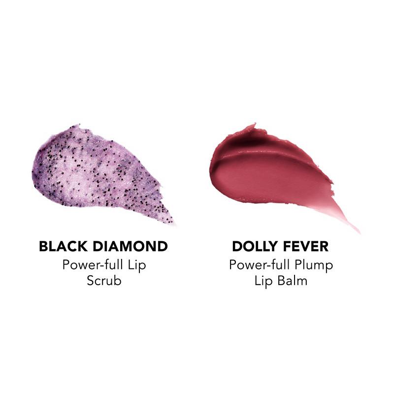 Buxom The Royal Lip Treatment Lip Scrub & Balm Set