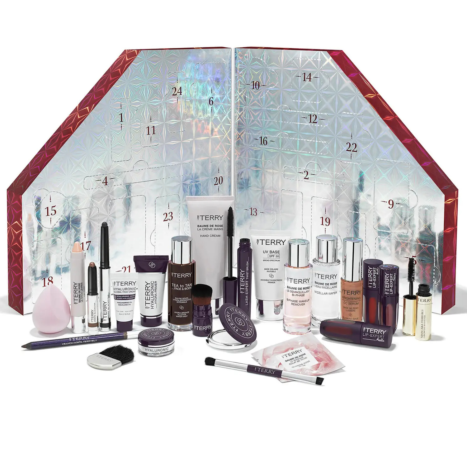 By Terry Jewel Fantasy Advent Calendar 2021 Contents Reveal!