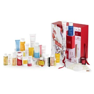 Clarins Women's 24 Day Advent Calendar 2021 Contents Reveal!