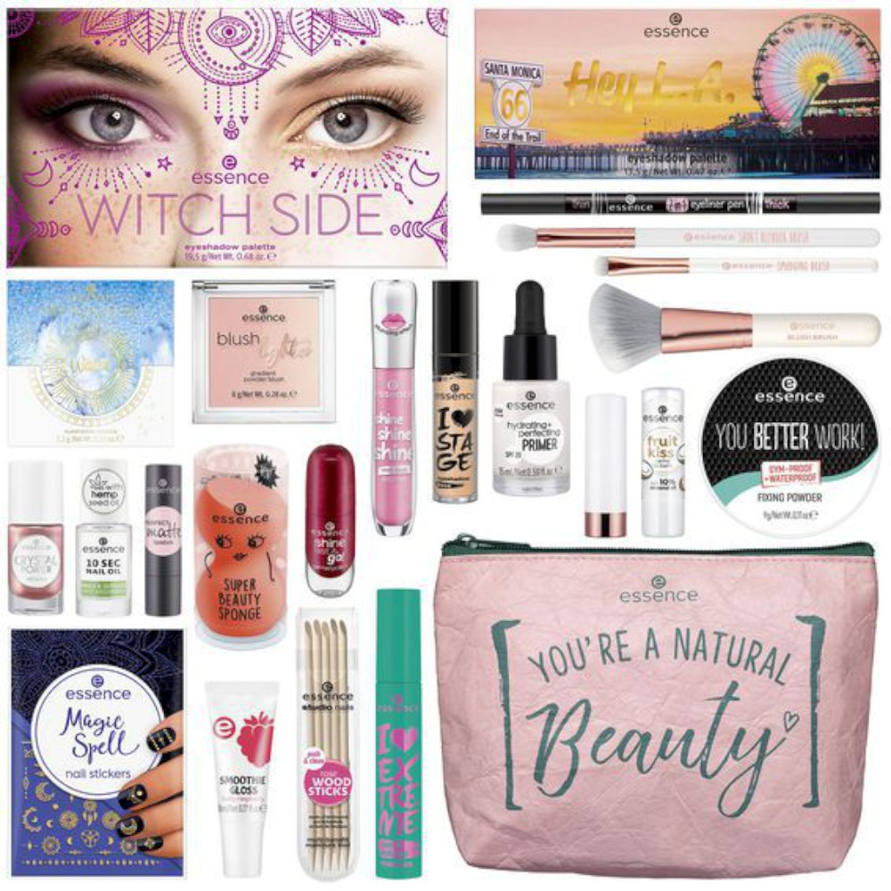 Essence Made With Love And A Hint Of Magic Advent Calendar 2021 Contents Reveal!