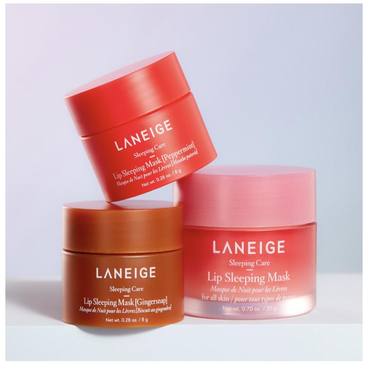 Laneige All Nighter Lip Set