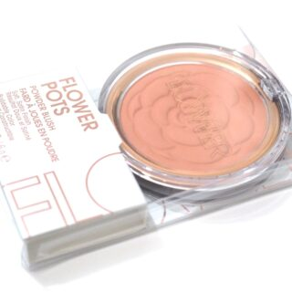 Flower Beauty Flower Pots Powder Blush Review Swatches