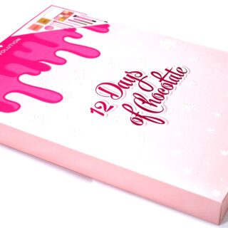 I Heart Revolution 12 Days Of Chocolate Advent Calendar 2021 Unboxing, Review + Swatches